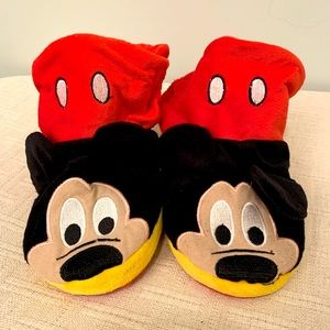 Mickey Mouse Slipper Pals